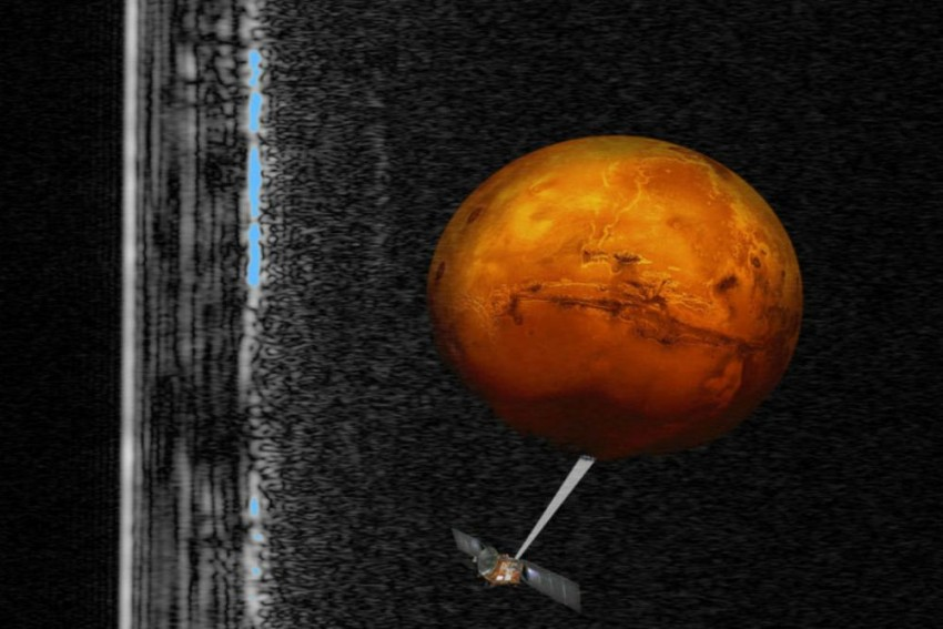 Water On Mars: What Does The Discovery Mean?