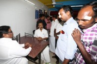 MK Stalin Visits Restaurant attacked By DMK Workers