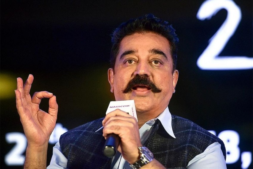 Complaint Registered Against Kamal Haasan For 'Portraying Jayalalithaa As 'Dictator' In Bigg Boss