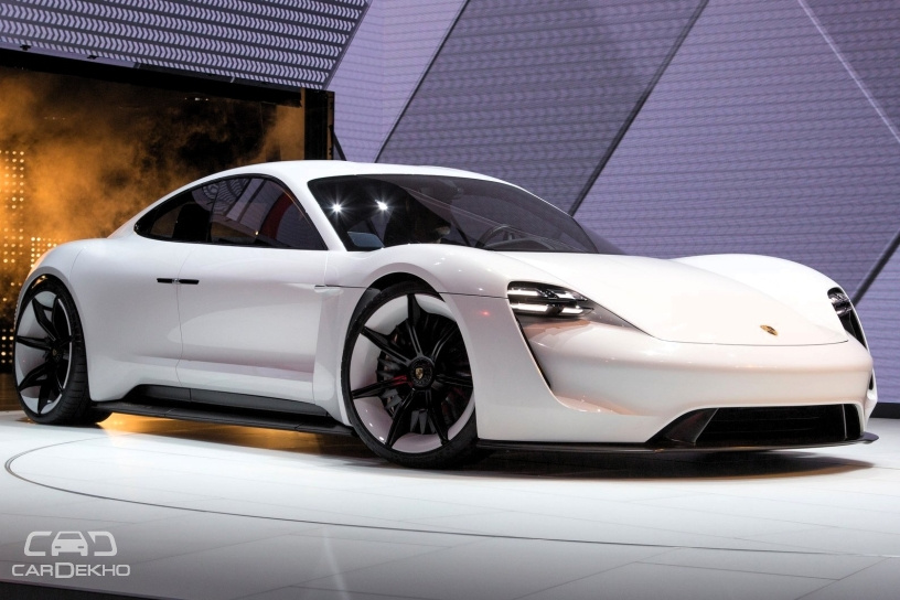 Confirmed: Electric Porsche Taycan To Have Over-500km Range
