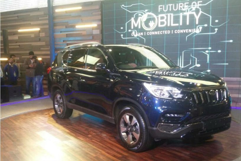 Mahindra G4 Rexton To Have Premium Setup In Showrooms