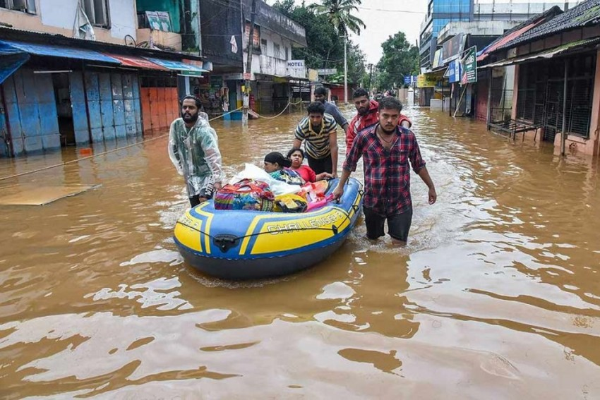 Unwarranted Human Intervention Into Nature Has Resulted In Kerala Floods: Madhav Gadgil