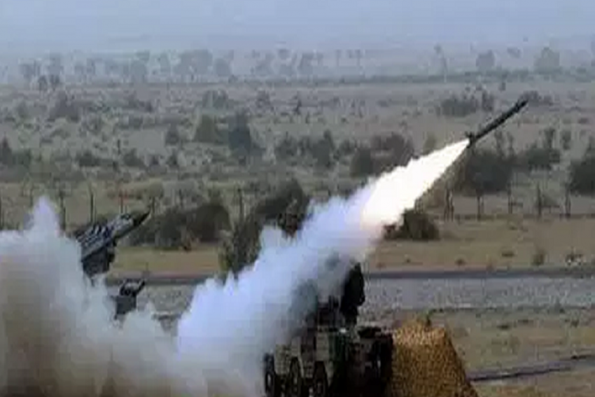 Guided bombs, anti-tank missile successfully test fired in Rajasthan