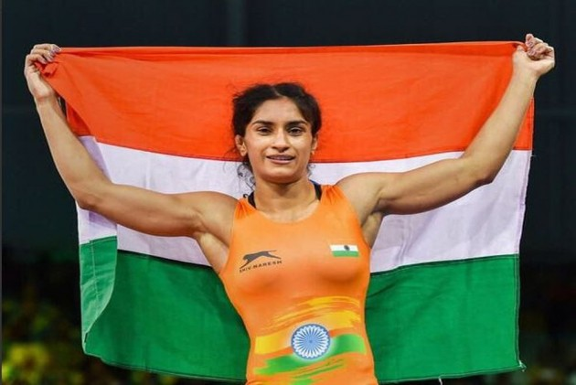 Asian Games 2018: Vinesh Phogat Creates History, Becomes First Indian Woman Wrestler To Win Asiad Gold
