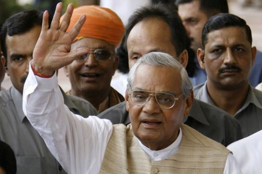 Naya Raipur To Be Named As 'Atal Nagar' In Memory Of Former PM Vajpayee
