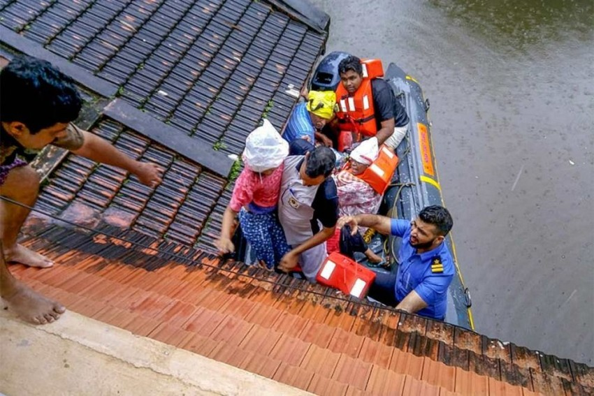 Kerala Floods: Navy Ends Rescue Operations