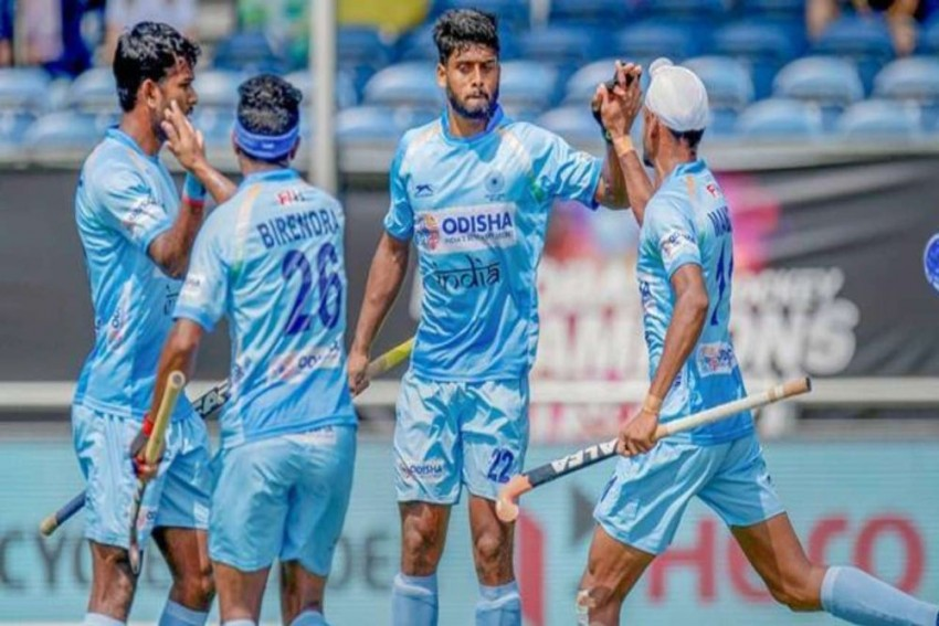 Asian Games: Indian Men's Hockey Team Thrashes Hong Kong By 26-0, Registers Its Biggest Win