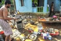 As Waters Recede In Kerala, Miseries Of Victims Emerge Sharper