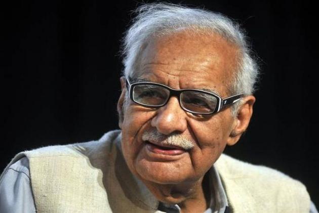 Hours Before Death, Kuldeep Nayar Wrote: Modi Govt Should Not Impose 'Hindutva Philosophies' In Northeast