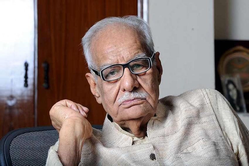 Kuldip Nayar Spent All His Life As A Journalist With Considerable Distinction: S Venkat Narayan