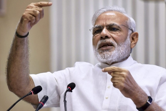 PM Modi To Inaugurate Many Projects In Gujarat Today