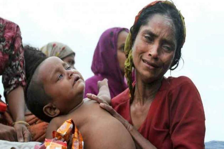 Rohingya Children Are At Real Risk Of Becoming A 'Lost Generation': Study
