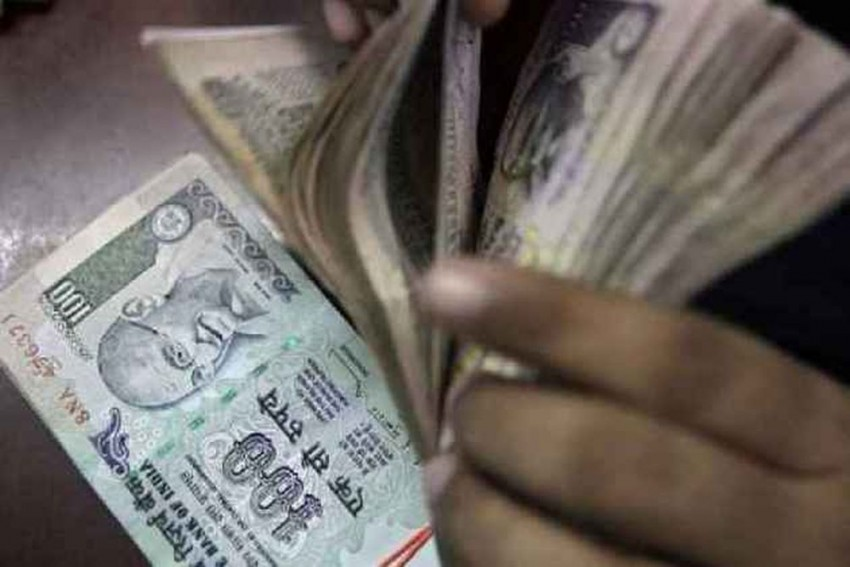 Rupee Breaches 70 Mark Again, Falls 27 Paise Against US Dollar