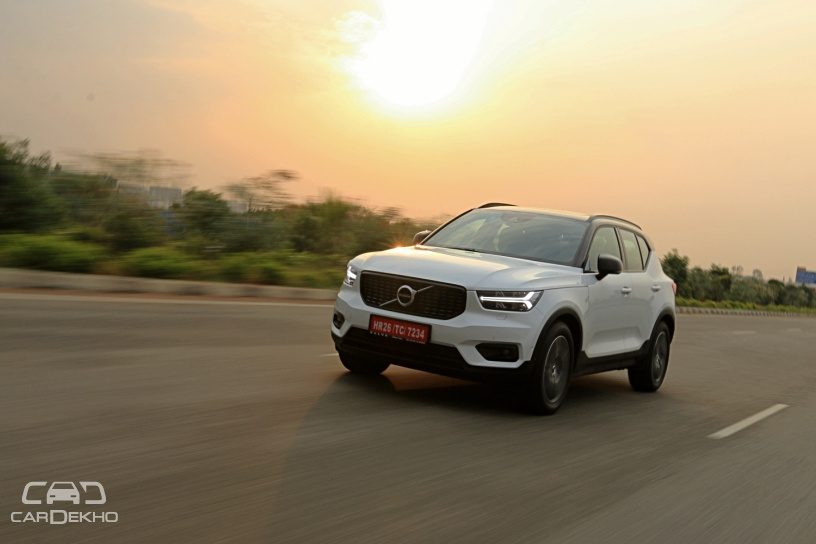 Volvo XC40 Gets New Petrol And Diesel Engines Globally
