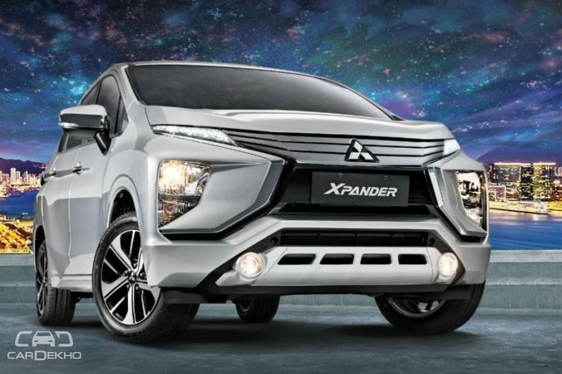 Mitsubishi Xpander Planned For India; Will Rival Maruti Ertiga