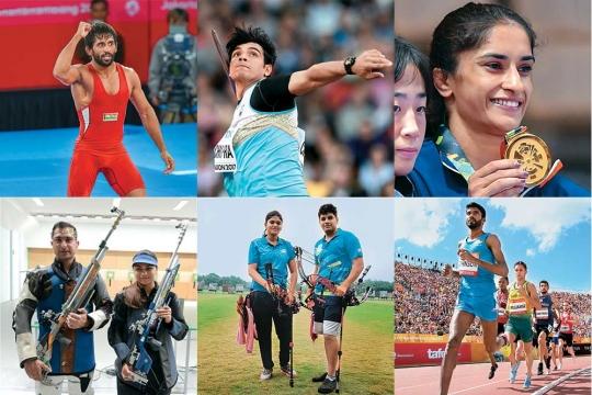 Asian Games: Rumble In The Dangal