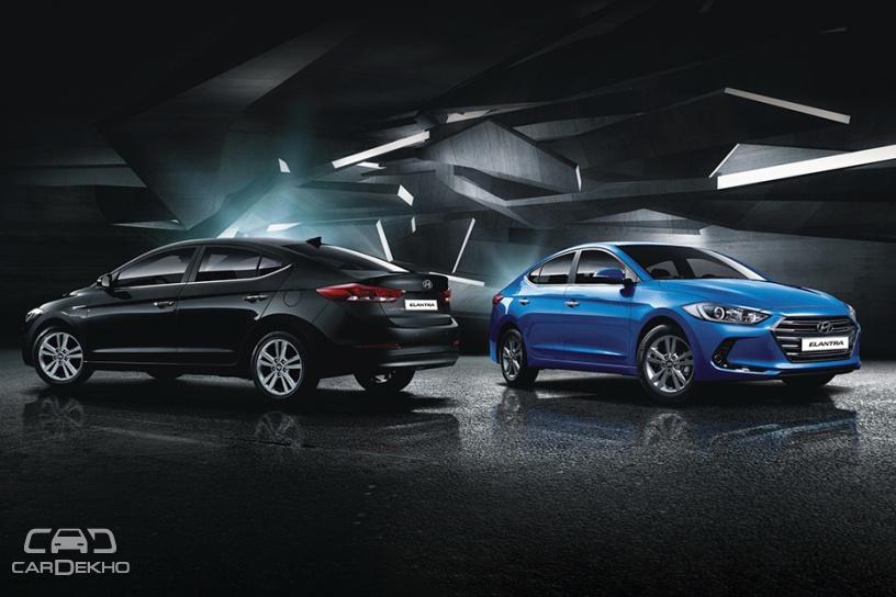 2019 Hyundai Elantra Facelift Revealed