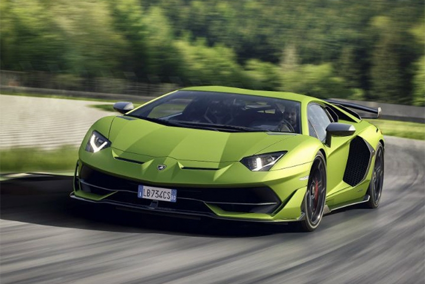 Lamborghini Aventador SVJ Is All Kinds Of Crazy!