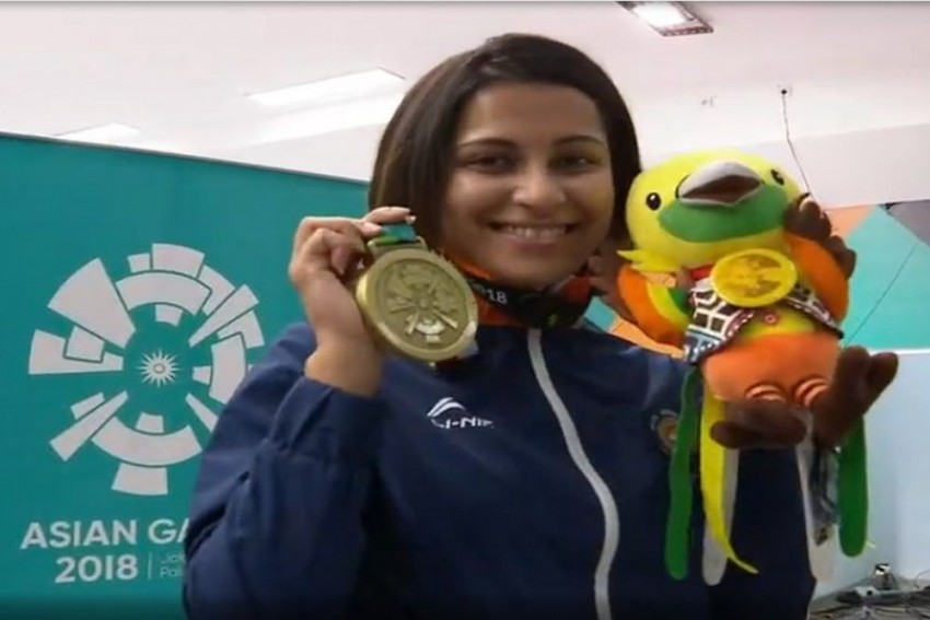 Asian Games: After Incredible Comeback, India's Heena Sidhu Settles For Bronze In 10M Air Pistol Event