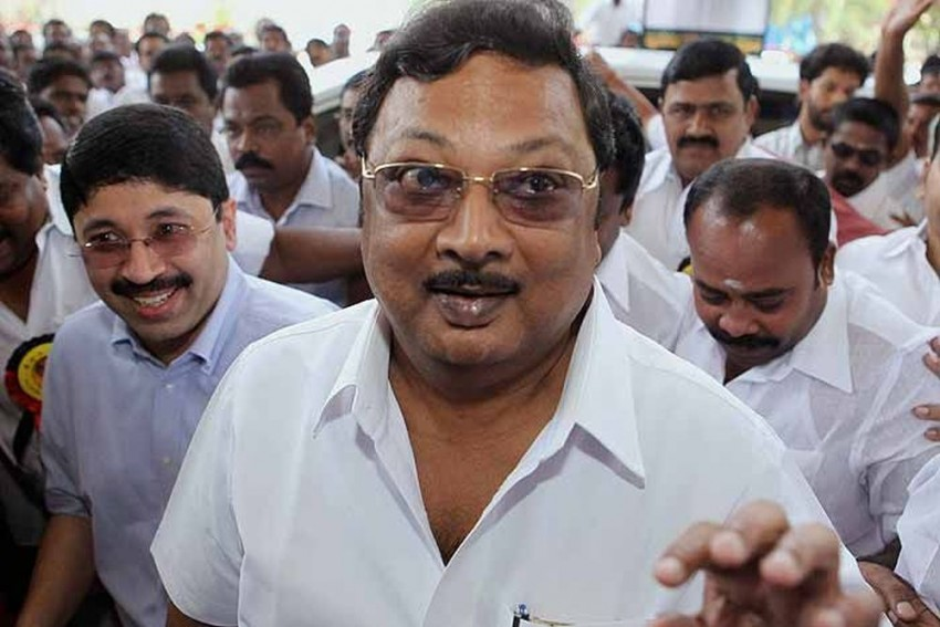 DMK Will Face 'Threat' After Sept 5 Rally, Claims Alagiri