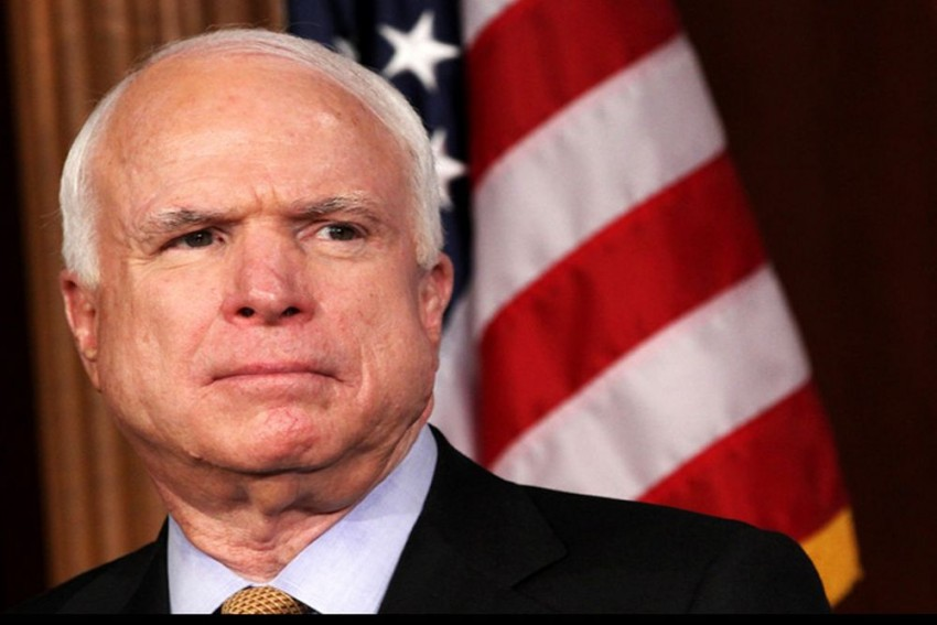John McCain, US Senator And Former Presidential Candidate, Dies At 81