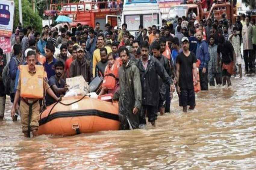 Flood-Hit Kerala's Wait For Full Central Aid Package Could Be Long: Home Ministry Official