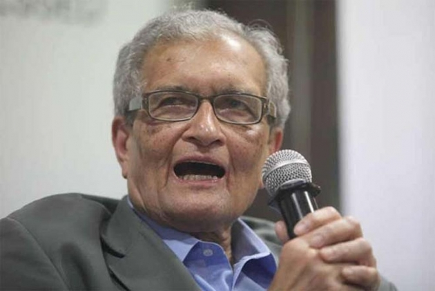 Intellectuals Like Amartya Sen Have Always Misled Society: BJP Leader