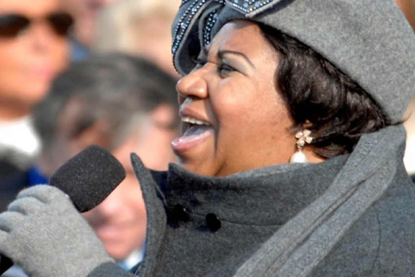 Aretha Franklin: A Voice That Made Us Cry And Gave Us Strength