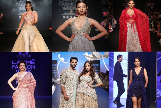 Lakme Fashion Week 2018 Indian Fashion Is Truly Becoming Responsible