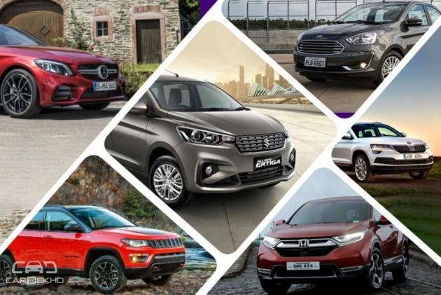 Upcoming Cars For 2018 Hyundai Santro Maruti Ertiga Honda Cr V