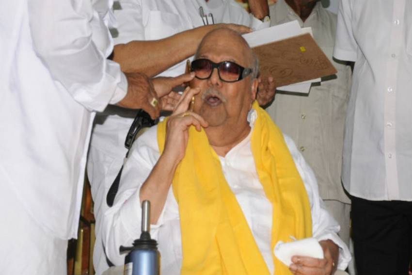 MK Stalin Elected DMK Chief, Party Demands Bharat Ratna For Karunanidhi