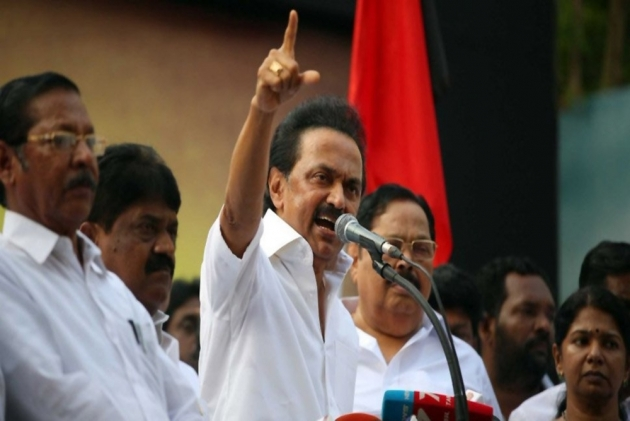 Why It Won't Be A Smooth Ride For New DMK Chief Stalin