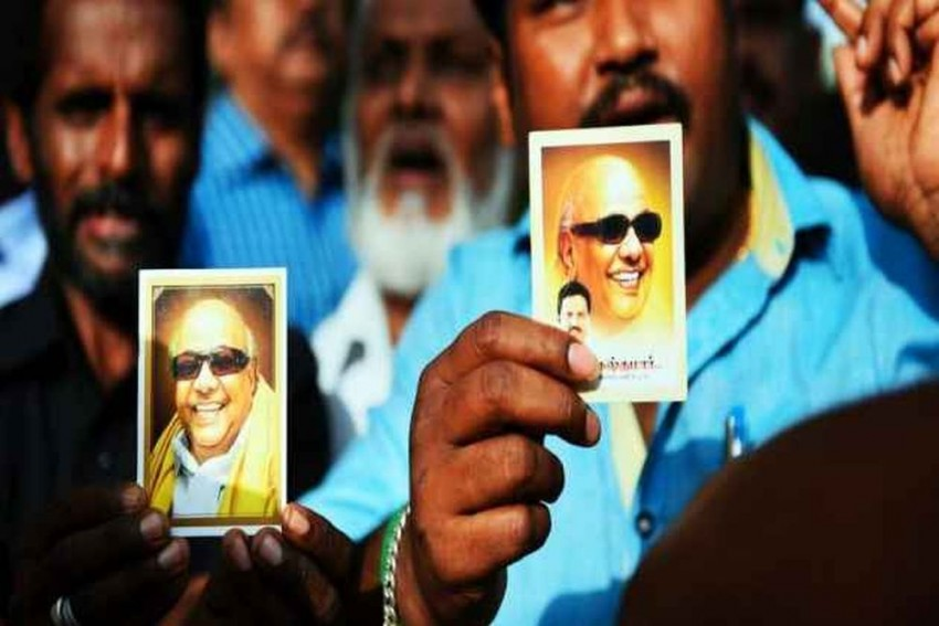 248 People Died Of 'Shock' Over Karuna's Death, Claims DMK