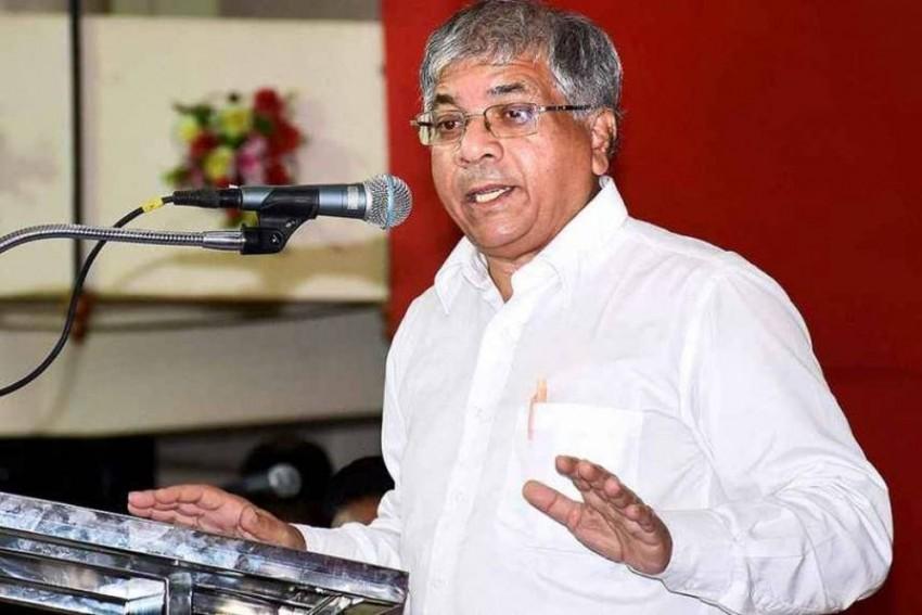 Arrest Of Activists By Govt Is Attempt To 'Silence' Masses, Says Prakash Ambedkar