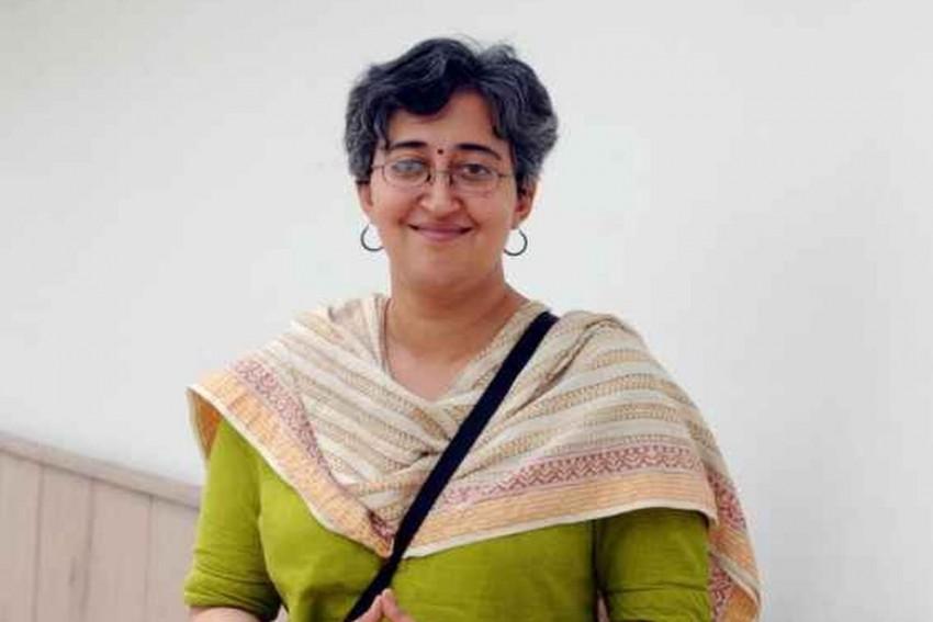 AAP Playing Caste Politics: Delhi BJP Chief Manoj Tiwari On Dropping On Atishi Marlena's Surname