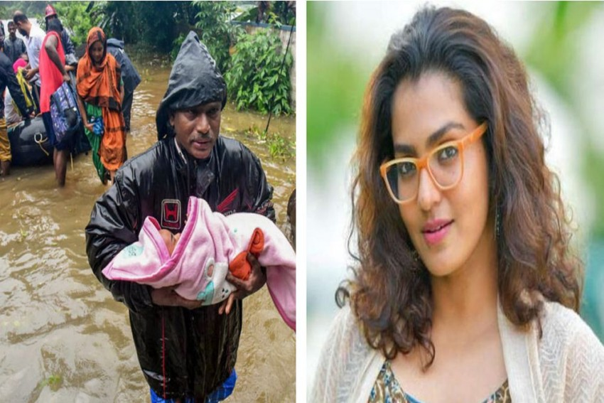 Opinion   Amid Devastation And Deaths, What Kerala Floods Taught Me About Humanity: Actor Parvathy