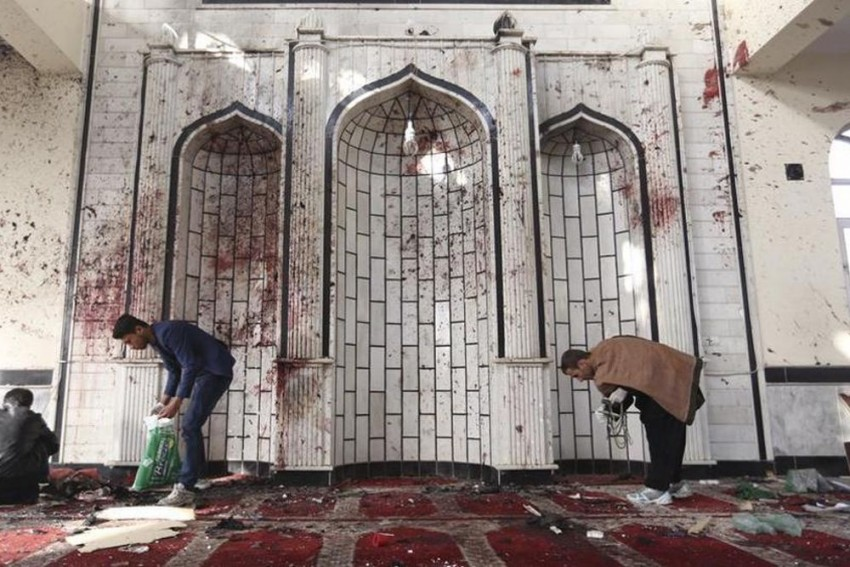 Burqa-Clad Suicide Bombers Attack Mosque In Afghanistan, 29 Killed