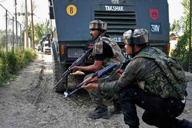 J-K: Two Militants Gunned Down In Encounter In J-K's Sopore