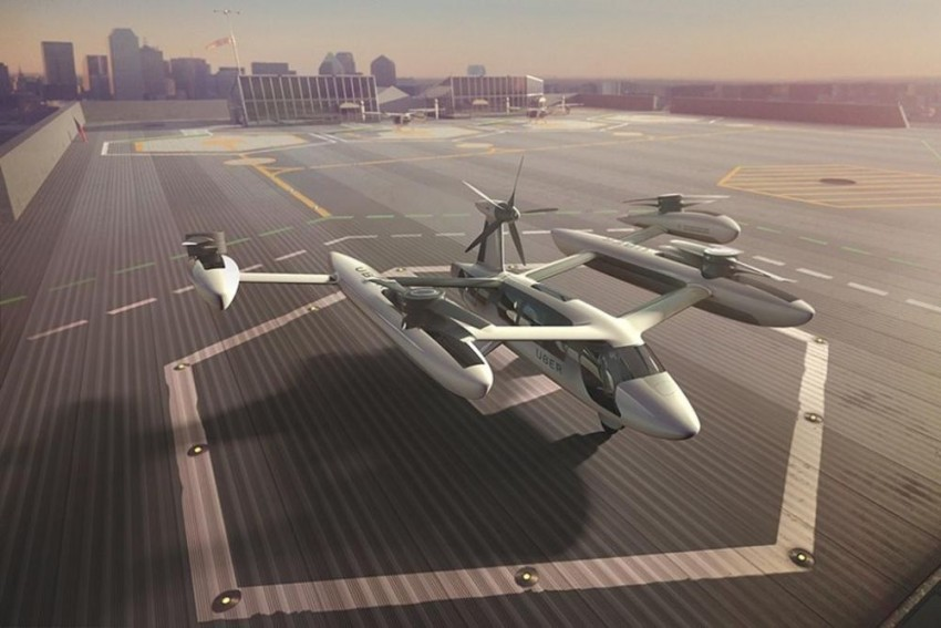 India Among Five Countries Shortlisted For Uber's Air Mobility Concept