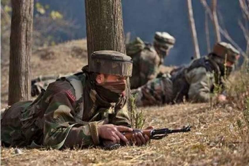 Two Pakistani Terrorists Shot Dead In Kashmir