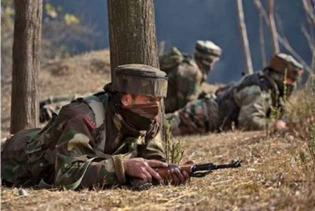 Two Pakistani Terrorists Shot Dead In Kashmir