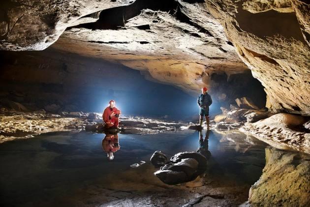 Underground Art: The Unique Caves Of Meghalaya Hold Many Secrets