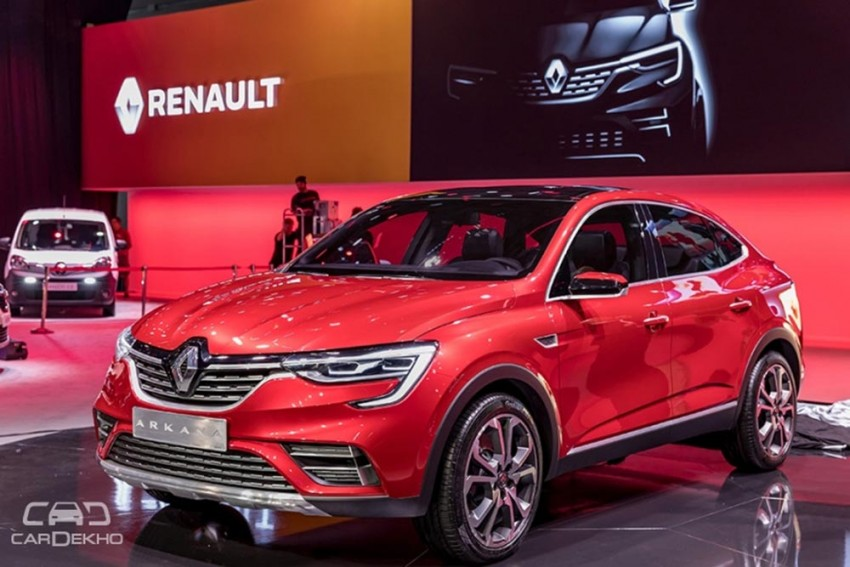 Renault Arkana Revealed; Will It Launch In India?