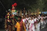 The Feminine In The Sangh