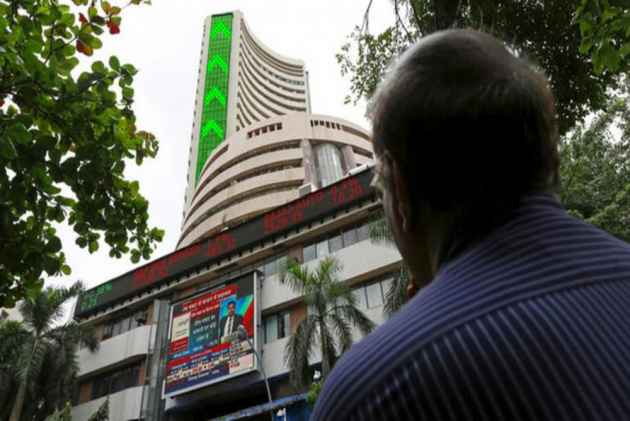 Sensex Rises Over 100 Points, Nifty Reclaims 11,700 Mark