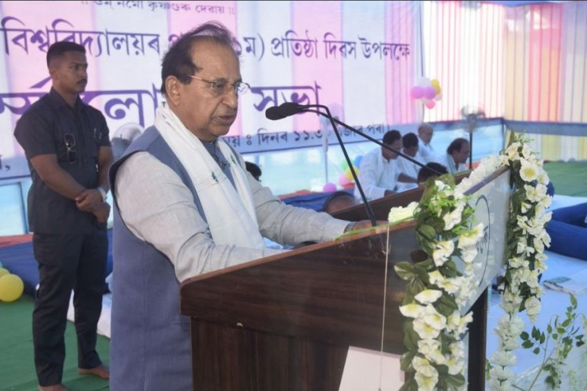 Every State Must Have NRC: Assam Governor Jagdish Mukhi