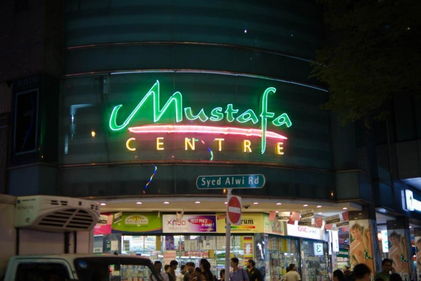 Singapore's Mustafa Centre Retail Hub Under Probe For Employment Offences
