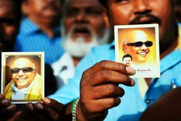 United In Grief But Divided Later? Karunanidhi's Demise May Usher In A Political Flux In DMK And Tamil Nadu