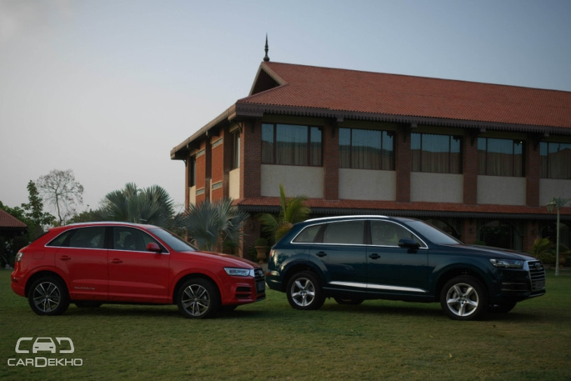 Free Car Check-up, Discounts On Accessories For Audi Customers This Monsoon