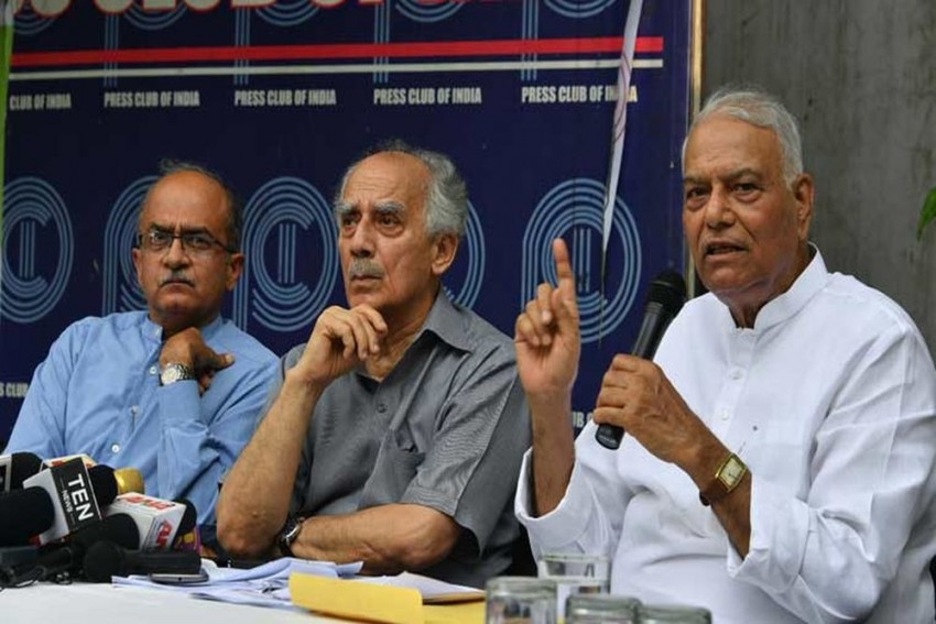 Rafale Deal Is Much Bigger 'Scam' Than Bofors Scandal: Yaswant Sinha And Arun Shourie